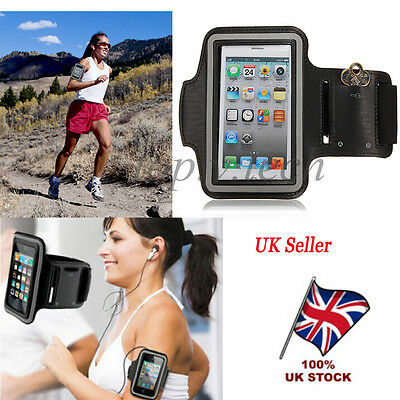 Adjustable Sports Armband Strap Gym Jogging Running Case Cover for iPhone 4 5 6