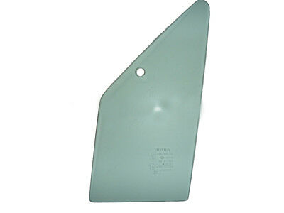 Quarter 1/4 Vent Window Glass Right suitable for Hilux Dual Cab 1997-05 Genuine