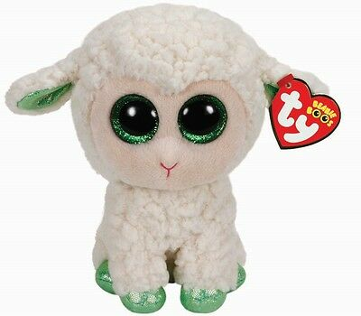 Ty Beanie Babies 36128 Boos Lala the Lamb Easter Boo