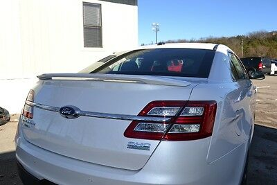 PAINTED 2013 - 2016 Ford Taurus Factory Style Spoiler - SHO Version!!