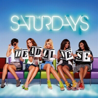 The Saturdays : Headlines! CD (2010) Highly Rated eBay Seller, Great Prices