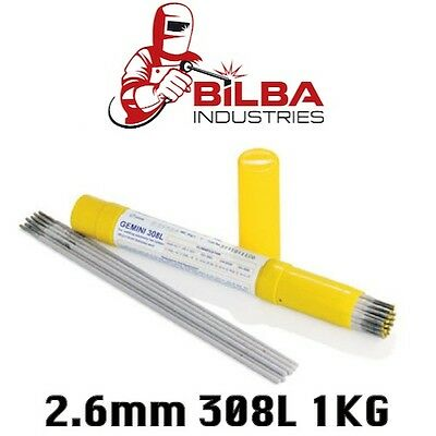 2.6mm Stainless Steel 308L Electrodes 1kg