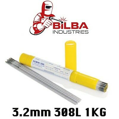 3.2mm Stainless Steel 308L Electrodes 1kg