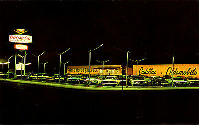 Fresno CA Cadillac Olds Car Dealership located at 1000 Abby Photograph