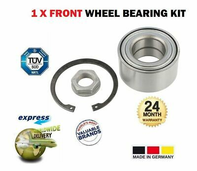 For Peugeot Expert 1.6 1.8 1.9 2.0 1996-->On New Front Wheel Bearing Hub Kit
