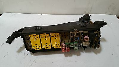 2001 01 ford escape 3 0l fuse box block relay panel used oem #283