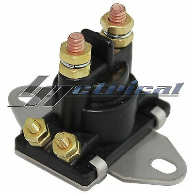 SWITCH RELAY SOLENOID For MERCRUISER Outboard 262CID 4.3L Alpha Engine 1984-1993