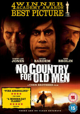 No Country for Old Men DVD (2008) Tommy Lee Jones