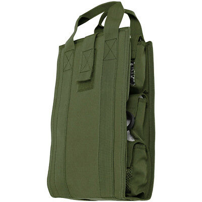 Condor Tactical Medic Pack Insert Travel Utility Storage Bag Olive Drab