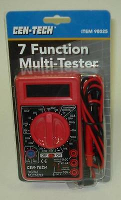 Brand New 7 Function Digital Multimeter