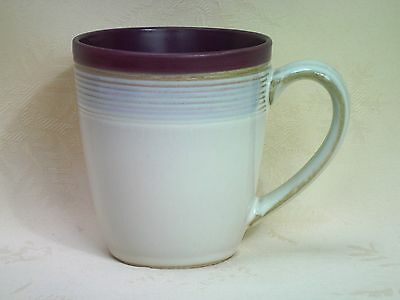 New Denby Intro Purple Mug Several Available