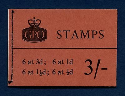 Stitched Pre Decimal Booklets. 2/6 - 5/- . Various options.( Multiple Listing )