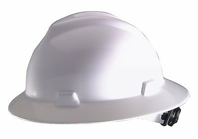 MSA Safety Works 10006318  Hard Hat, White by MSA Safety Works (BRAND NEW) OOO