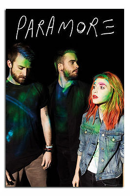 PARAMORE - ALBUM GROUP MUSIC POSTER - 24 x 36 SHRINK WRAPPED - 33853