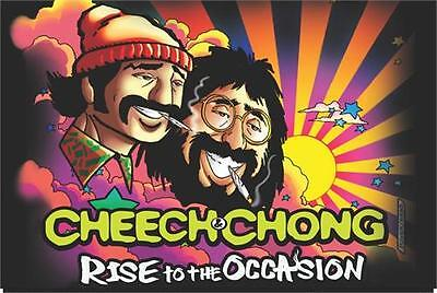 CHEECH AND CHONG - RISE TO THE OCCASION POSTER - 24x36 MARIJUANA JOINT 793