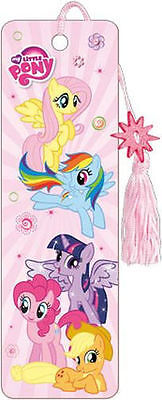 My Little Pony Bookmark - Brand New - Book Gift Reading 6172