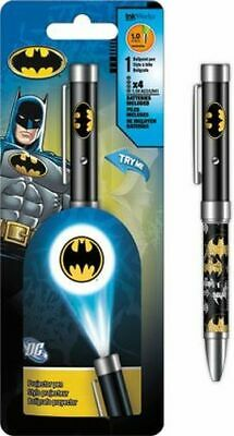 Batman - Projector Ink Pen - Brand New - Dc Comics 4005