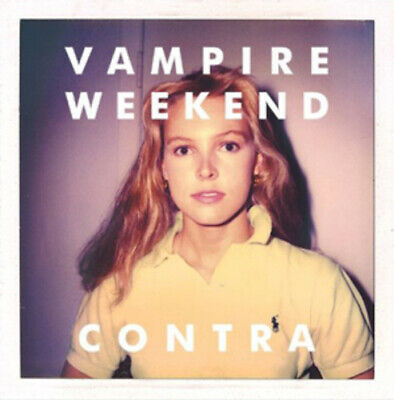 Vampire Weekend : Contra CD (2010)
