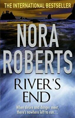 River's End by Nora Roberts Paperback Book The Cheap Fast Free Post