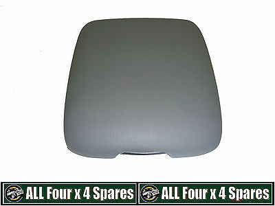 Centre Console Lid Grey for Landcruiser 100 105 Series Genuine 58905-60071-B1