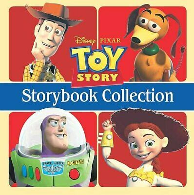 """Disney Storybook Collection: """"Toy Story"""" Hardback Book The Cheap Fast Free Post"""