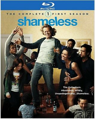 Shameless: The Complete First Season [2 Discs] (2011, Blu-ray New) BLU-RAY/WS