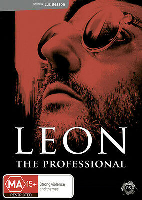 Leon: The Professional * NEW DVD * Jean Reno Natalie Portman Luc Besson
