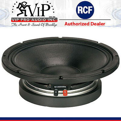 "RCF L12P110K 12"" Midbass Speaker for compact sized bass reflex enclosures NEW."