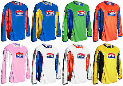 JT RACING PRO TOUR MOTOCROSS MX JERSEY retro evo enduro bike shirt top NEW