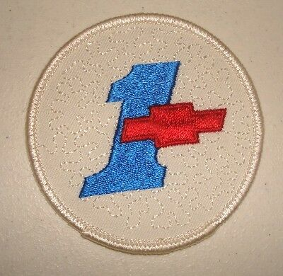 Vintage 1970's Chevy #1 Patch