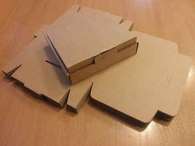 100X Small Shipping Cartons Postal Cardboard Boxes 150x130x30 High Quality