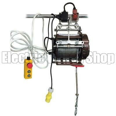 Warrior 110v 500KG Scaffold Hoist