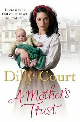 A Mother's Trust by Court, Dilly Book The Cheap Fast Free Post