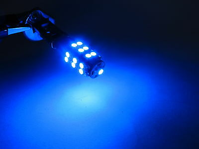 ULTRA BLUE H3 25-SMD LED Light Bulbs Driving High Beam Fog Lights Foglight