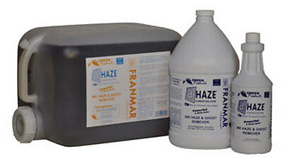 NEW- Franmar Chemical 5 Gallon d-Haze- Ink Haze & Ghost Remover DH5GWD