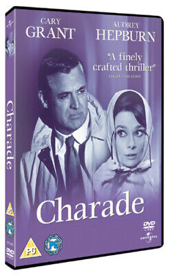 Charade DVD (2005) Cary Grant, Donen (DIR) cert PG Expertly Refurbished Product