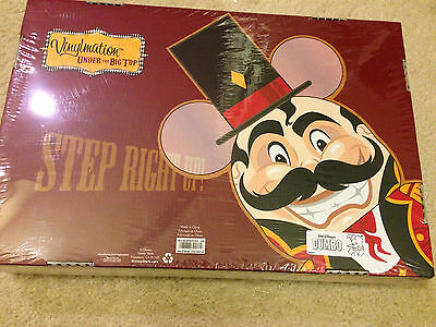 """DISNEY VINYLMATION 3"""" UNDER THE BIG TOP 24pc.CASE TRAY with Chaser SEALED"""