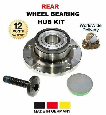 For Seat Altea 1.2 1.4 1.6 2.0 2004-->On New Rear Wheel Bearing Hub Kit