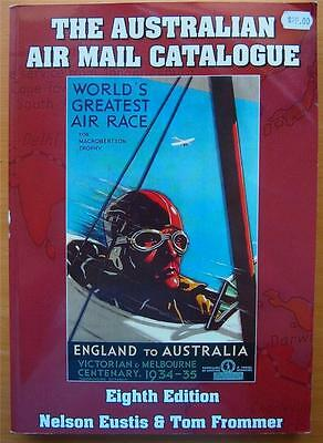 The Australia Airmail Stamp Catalogue - 8Th Edition