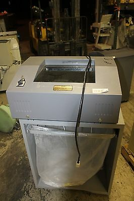 Datatech 007S 007-S I High Security 1.5Hp Shredder