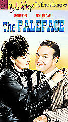 Paleface [VHS] by Bob Hope, Jane Russell, Robert Armstrong, Iris Adrian, Bobby