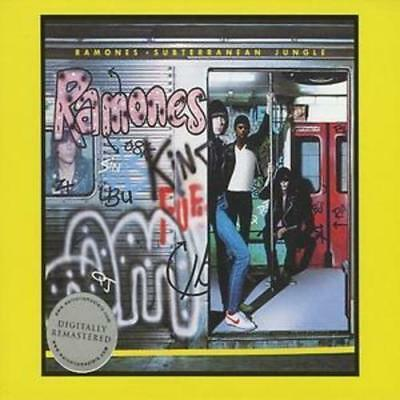 The Ramones : Subterranean Jungle CD (2002) ***NEW***