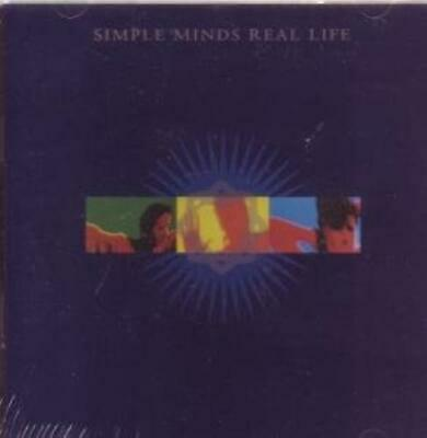 Simple Minds : Real Life CD Value Guaranteed from eBay's biggest seller!