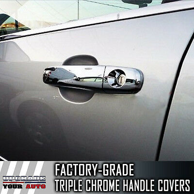 2010 2013 Chevy Equinox 4dr Chrome Door Handle Covers