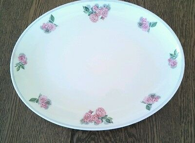Cavitt Shaw WS George Rositta Large Oval Serving Platter