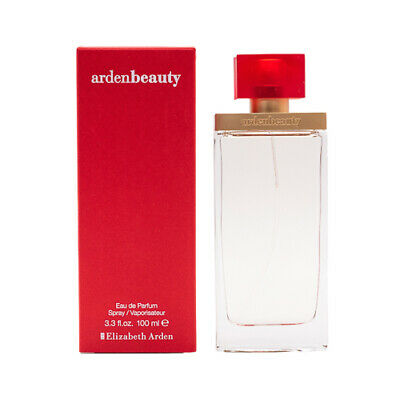Arden Beauty by Elizabeth Arden 3.4 oz EDP Perfume for Women New In Box