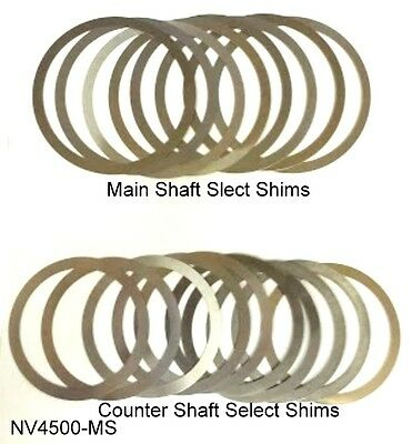 Dodge NV4500 Transmission Master Shim Kit, MV4500-MS