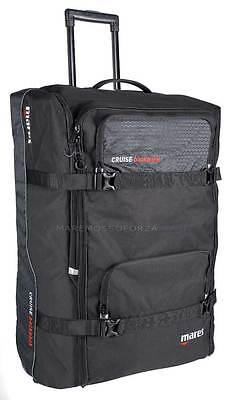 Borsa Attrezzatura Subacquea Mares Con Ruote Cruise Backpack Dive Bag Trolley
