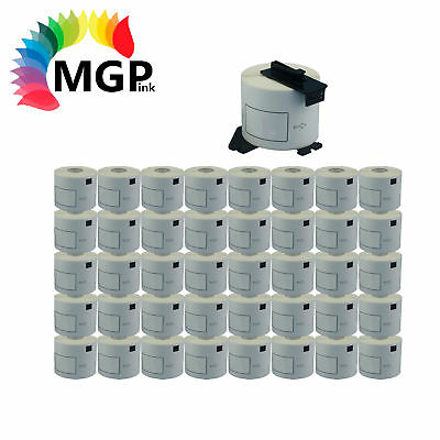 40+1 Rolls Compatible DK-11202 BROTHER Large shipping Labels – 62mm X 100mm