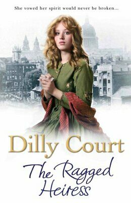 The Ragged Heiress by Court, Dilly Paperback Book The Cheap Fast Free Post
